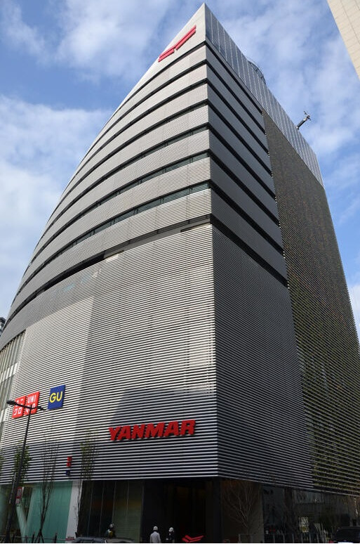 YANMAR FLYING-Y BUILDING